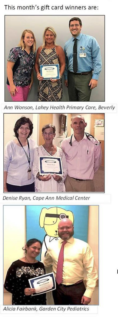 Practice incentive winners september nepho for Garden city pediatrics beverly ma